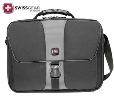 swissgear sierra notebook tasche 17 zoll made by wenger. Black Bedroom Furniture Sets. Home Design Ideas