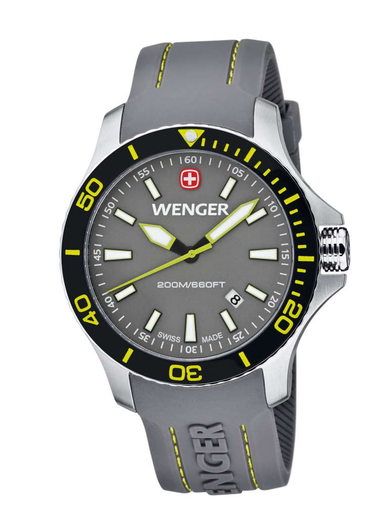 wenger seaforce 3h watch